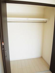 柿の木坂パレス 洋室2収納