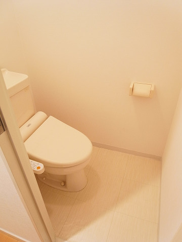 マンション池尻 トイレ