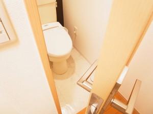 パラスト新宿余丁町  トイレ