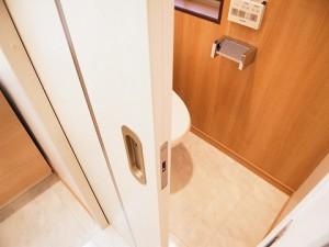 オリエンタル新宿コーポラス  トイレ