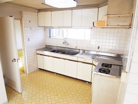 ダイヤパレス世田谷公園 キッチン
