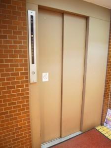 藤和八丁堀コープ エレベーター