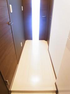 オリエンタル新宿コーポラス 玄関