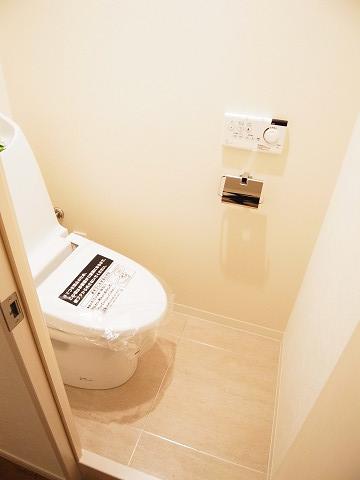 セザール西小山 トイレ