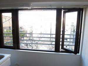 セザール西小山 キッチン 窓