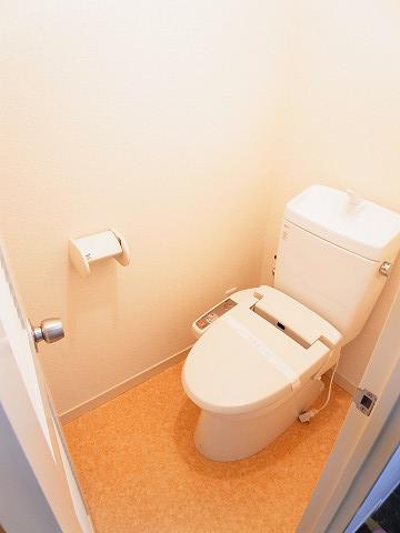 クレール上野毛 トイレ