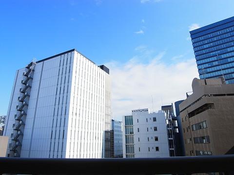ハイマート渋谷神泉  眺望