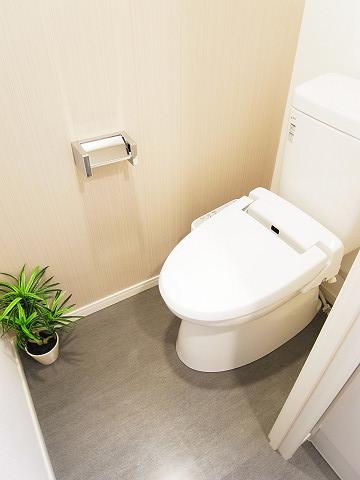 祐天寺第2コーポラス トイレ