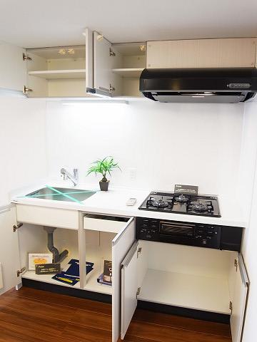 祐天寺第2コーポラス キッチン