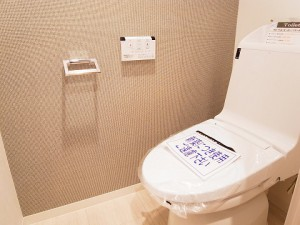 ライオンズマンション初台第2   トイレ