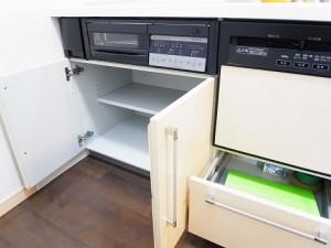 三田ハイデンス  キッチン