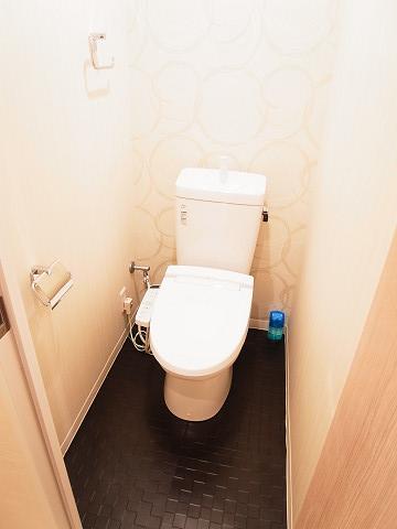 三井馬事公苑南ハイツ トイレ