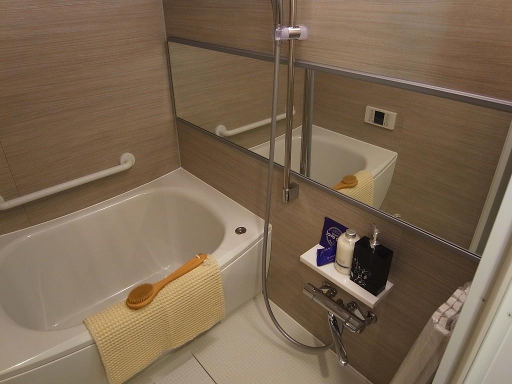 ライオンズマンション三宿 バスルーム