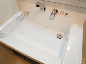 ホワイトレジデンス 洗面台