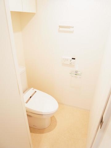 フュージョナル東日本橋 トイレ
