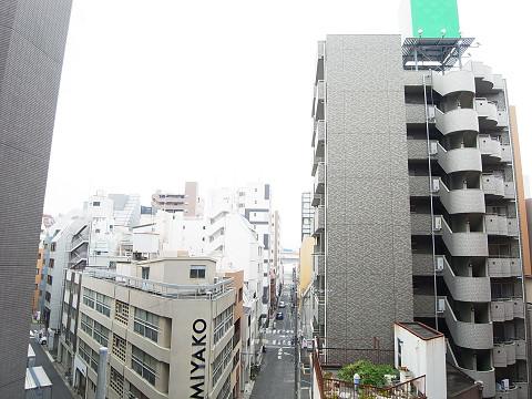 フュージョナル東日本橋 眺望