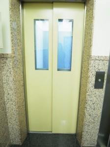 グリーンパーク日本橋Duex エレベーター