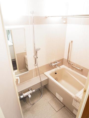 グリーンパーク日本橋Duex バスルーム