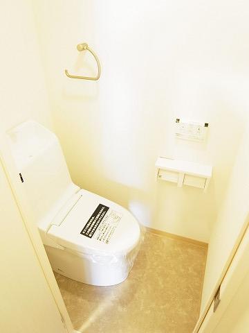 ベルグリーン目黒 トイレ