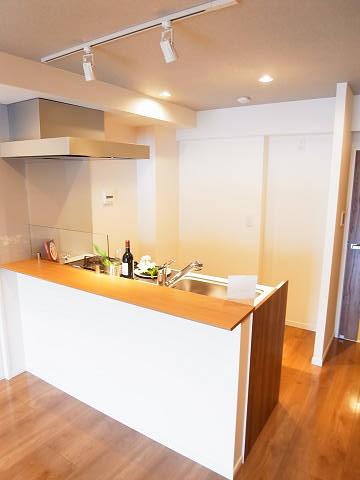 ニュー目黒台ハイツ キッチン