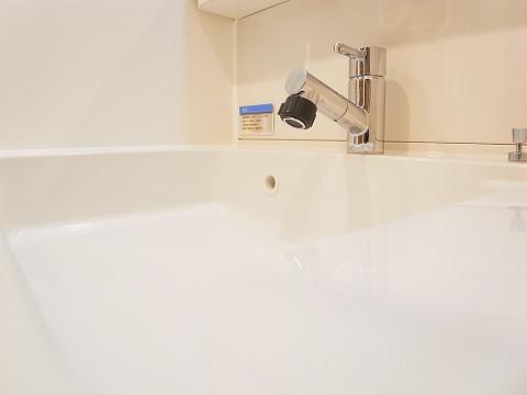 日本橋ニューシティダイヤモンドパレス 洗面台