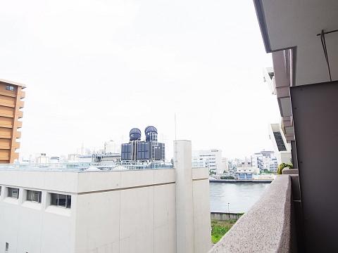 日本橋ニューシティダイヤモンドパレス 眺望