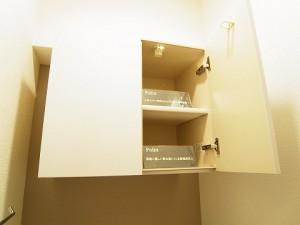 ミラドール都立大  トイレ