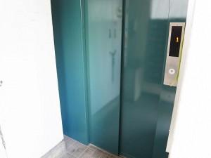 ライオンズマンション入船  エレベーター