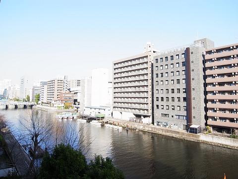 キョウエイハイツ田町 眺望