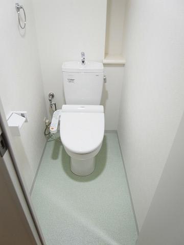 ラディエンス世田谷・若林 トイレ