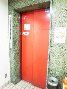 日興パレス日本橋 エレベーター