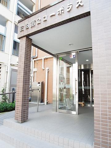 三田第2コーポラス エントランス