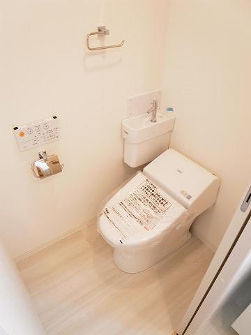 三田第2コーポラス トイレ