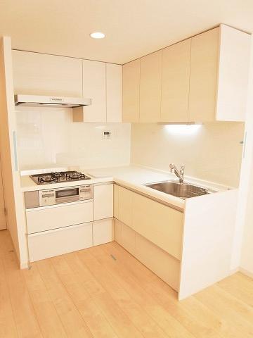 三田第2コーポラス キッチン