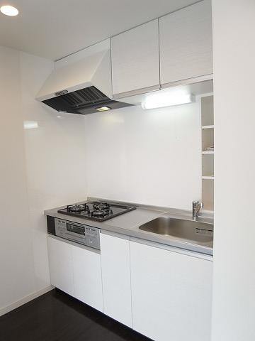 武蔵小山フラワーマンション キッチン