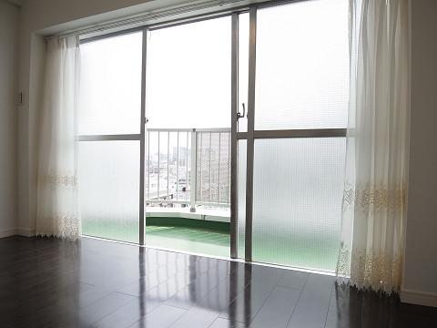 武蔵小山フラワーマンション LDK 窓