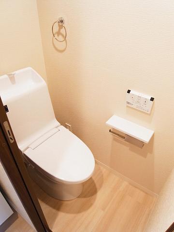 キクエイパレス上野毛 トイレ