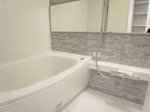 エクセル柿の木坂  バスルーム
