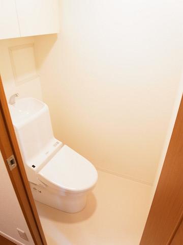 ファミール深沢 トイレ