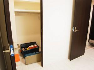 西新宿ハウス  サービスルーム WIC