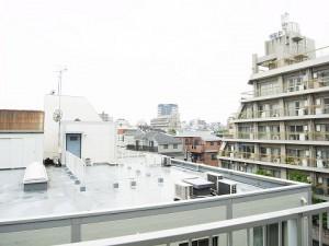西新宿ハウス  眺望