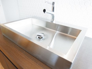 武蔵小山フラワーマンション 洗面台