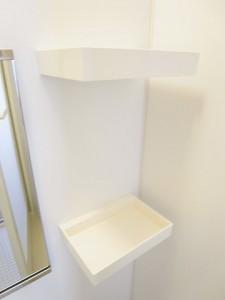 武蔵小山フラワーマンション バスルーム
