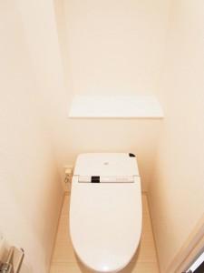 オープンレジデンス世田谷梅丘 トイレ