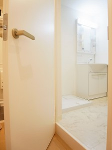 秀和等々力レジデンス 洗面室