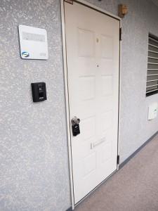 東建ニューハイツ西新宿 玄関