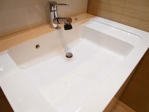 東建ニューハイツ西新宿 洗面台
