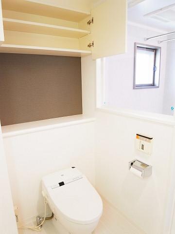 メインステージ東日本橋Ⅱ トイレ
