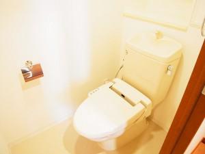 ファミール東京CITYグラン・スイート  トイレ