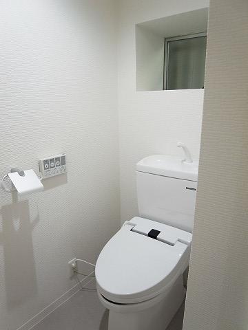 駒場ネオパレス トイレ